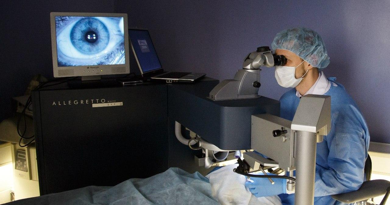 Лазерная коррекция зрения magek